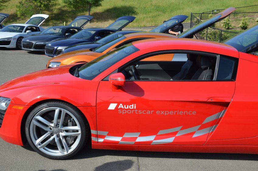Audi Experience in Sonoma, CA