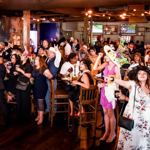 Corporate Hosted Derby Social At The Loft In Dallas