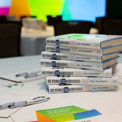 Autographed Books By The Keynote For Each Attendee