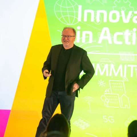 Phil McKinney, President & CEO Of CableLabs, Kicking Off The Innovation Summit