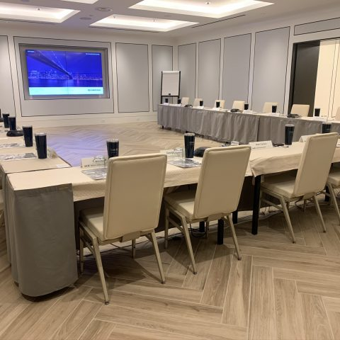 The Maisonette At The St. Regis Has Several Perfect Rooms For Board Meetings, Receptions And Meals