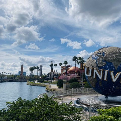 Walk Through For Rental Of City Walk And A Theme Park