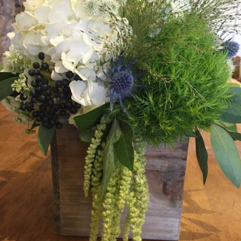 We Love The Blending Of Foliage For Mountain Events